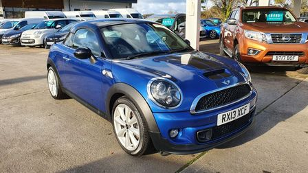 MINI COUPE 1.6 COOPER S